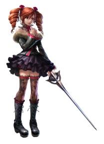Amy, Soulcalibur 4